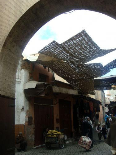 SOUK, MARRACKESH, CHIRIFIA