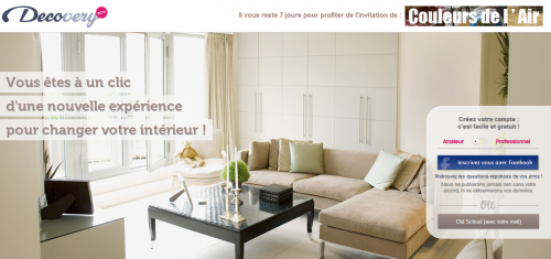 decovery, invitation couleursdelair
