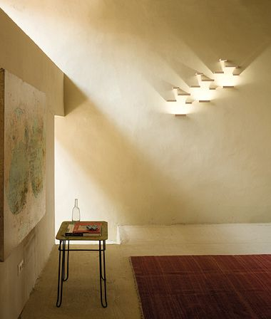 vibia, xucla, wall lamps, applique led